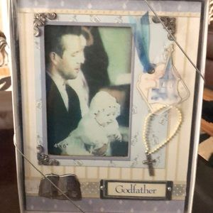 Godfather Picture Frame 6x4